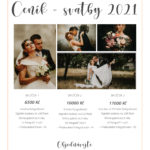 Ceník – svatby